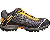Off road/mountain or casual shoe uses recessed cleats