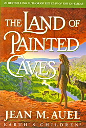 The Land of Painted Caves by Jean Auel