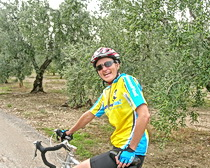 Puglia also features olive trees which means great olive oil.