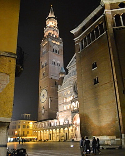 Cremona's bell tower