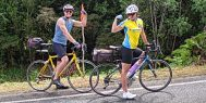 Biceps and Biking in Argentina with ExperiencePlus!