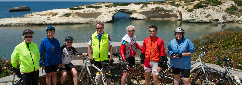 Spring Bicycle Tour Italy